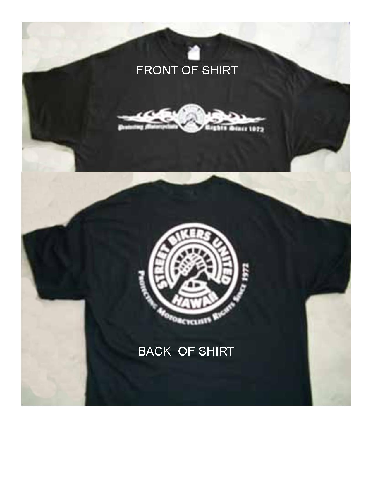 New SBU Shirts